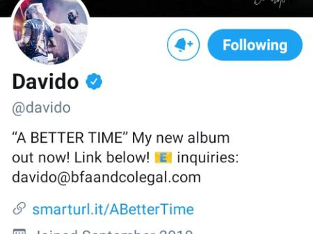 Check out Nigerian celebrities with millions of followers on Twitter