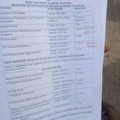 2019/2020 Academic Session Examination For Nasarawa University Keffi, To Start In Less That A Month