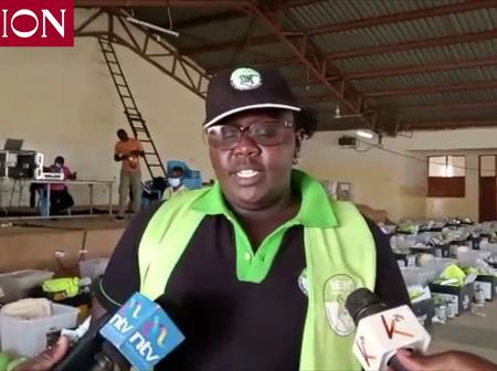 Sad Moods As This IEBC Official Succumbs To Covid 19 Related Complications.