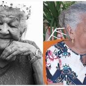 Here is what 101 year old woman who doesn't want to rely on her daughter for money does to survive.