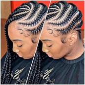 30 Gorgeous Ghana Weaving Hairstyles That Can Promotes Your look