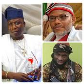 Adamu Garba Gives A Strong Verdict Of Sunday Igboho, Nnamdi Kanu And Abubakar Shekau