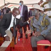 Why Raila Odinga's Camp is Reportedly Angry With President Uhuru Kenyatta