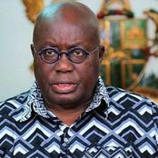 Call for National Unity To Feature Prominently As Akufo-Addo Delivers Nation'an Address Today