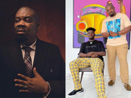 Don Jazzy Reacts To What A Fan Said About Him And A Popular Instagram Comedian