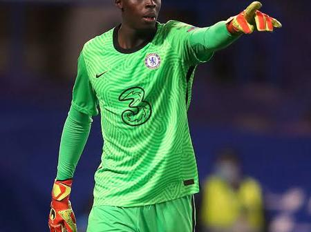 UCL Clean Sheets: After Chelsea Won 1-0 Over Atletico, See Where Mendy Is Currently Ranked