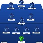 Chelsea Possible Lineup Against Tottenham Hotspur on 29/11/2020