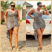 Check Out The Gorgeous Photos Of The Nigerian Actress That Said Plastic Surgery Is Not Bad