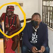 Babalawo Inside Court : Nigerians Reacts As A Traditional Worshiper Was Seen With Sowore In Court