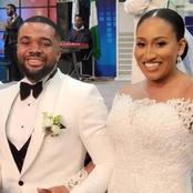 See What Chinyere Udoma, Obi Franklin And Sandra Achums Said About Williams Wedding On Social Media
