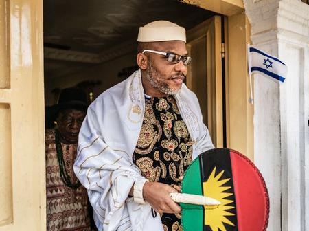 Nnamdi Kanu And The Biafran Struggle