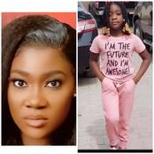 Mercy Johnson's Daughter Purity Shows Off Dance Steps