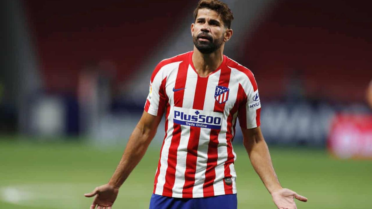 Diego Costa cancels Atlético Madrid contract and leaves six months early