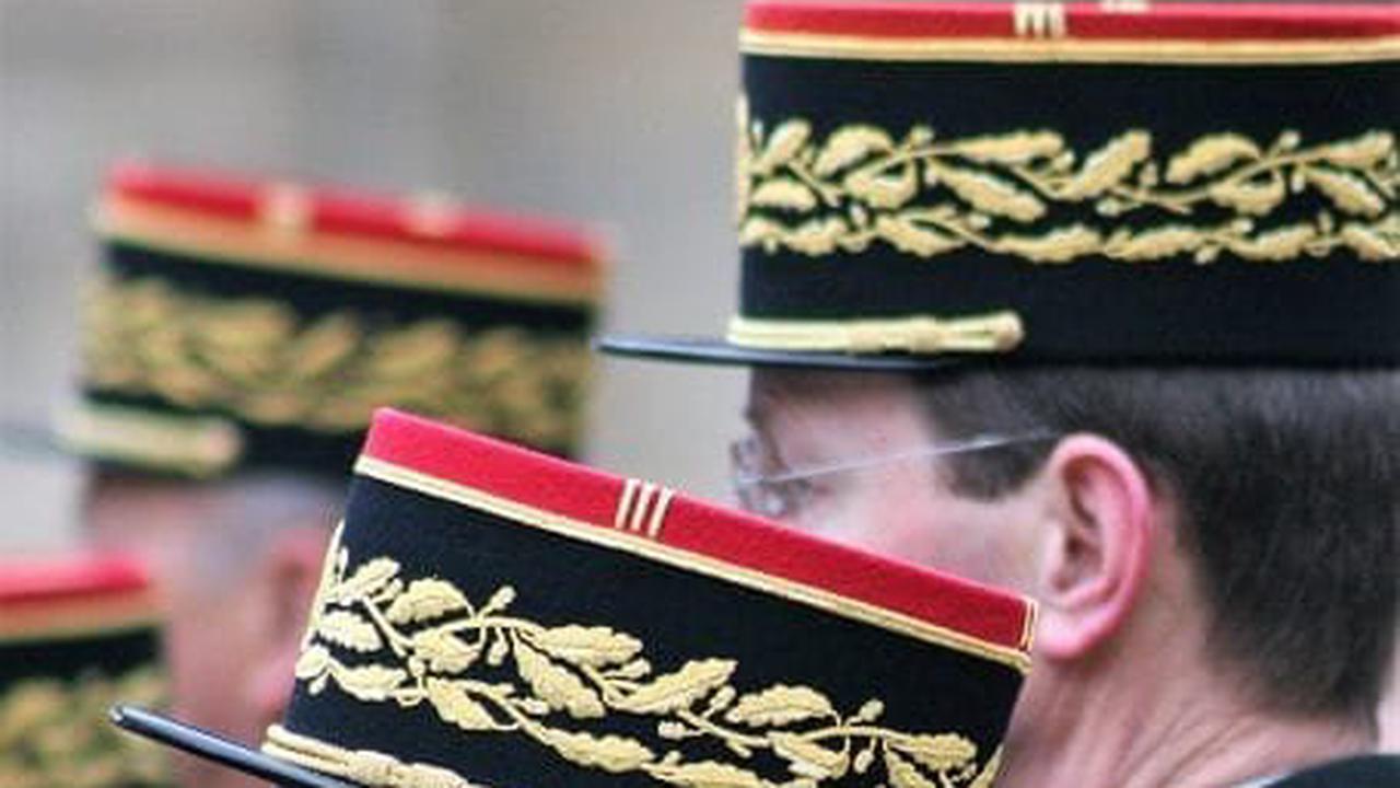 Affectations d'officiers généraux de la gendarmerie