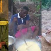 First-Class Igbo Graduate Who Worked In A Farm Due To Poverty Has Achieved This