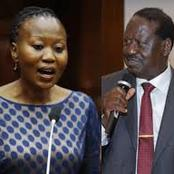 57 Years Of Holding The Country Hostage Not Enough? Rosalyn Akombe Fires At Raila, Moi And Muhoho