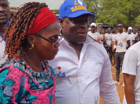 En campagne à Gagnoa : Le discours de Dahi Nestor met les militants en transe