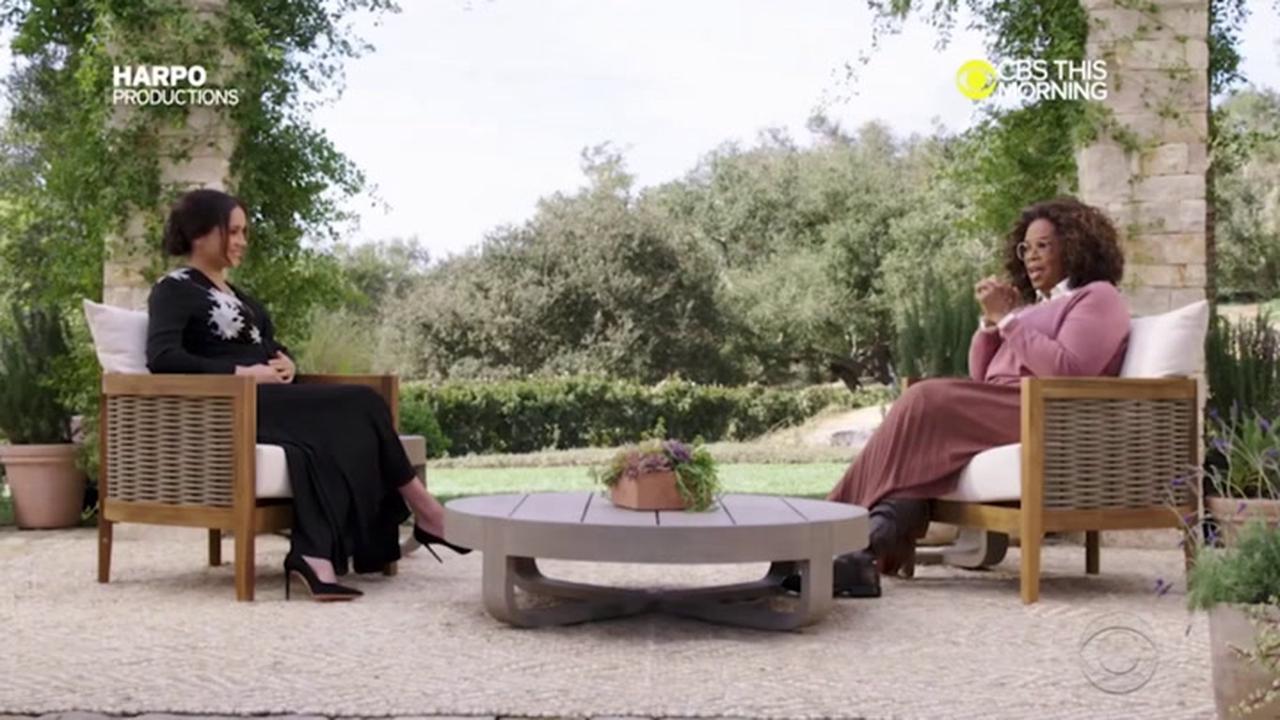 Oprah Winfrey and Meghan Markle's deep bond laid bare in new video teaser