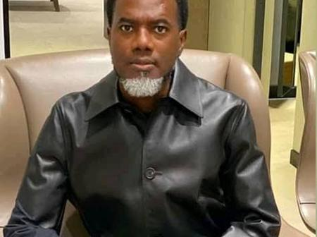 Someone Asked Reno Omokri Why He Cut Off His White Beard, Check Out The Answer He Gave