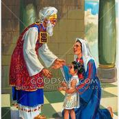 After Hannah Fulfilled Her Vow To God, Her Enemies Were Silenced Forever .(1Samuel 1:27-28)