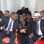 Prepare For A Ruto - Raila Coalition As Details Of Karen Meeting Allegedly Leaks
