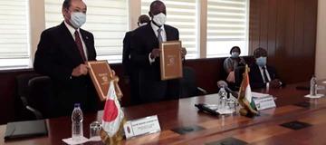 COVID-19 : le Japon alloue 2,2 milliards de FCFA à la Côte d'Ivoire
