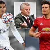 Real Madrid's Star Proposed Move To United Advanced