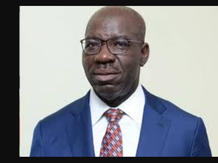Governor of edo state says, Nigeria could be owing 16trn by end of 2021