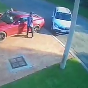 Video: Watch This Guy Getting Hijacked And Walks Home