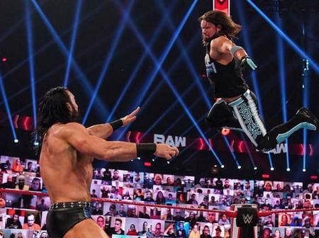 Drew McIntyre Says He Had Wanted To Face AJ Styles Since He Was A Teenager