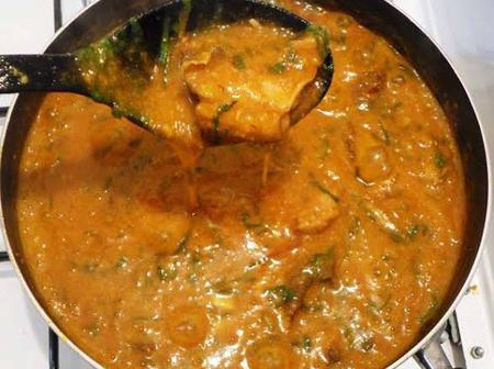 Check Out The Ingredients Required To Prepare Ogbono Soup