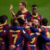 Le retour glorieux du Barça  pour filer  en finale de la Coupe !!