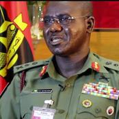 3 Impressive Achievements Buratai Has Made Since He Became Chief of Army Staff In 2015