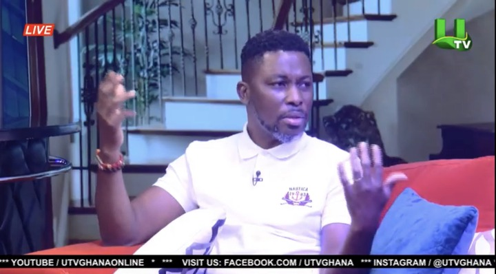 "4e2253cca7ac4f4ca852c2ea24579b6e?quality=uhq&resize=720 - ""Frying Pan To Fire"": Kwame A-Plus Succeeds Bull Dog On Nana Ama Mcbrown's United Showbiz Program"