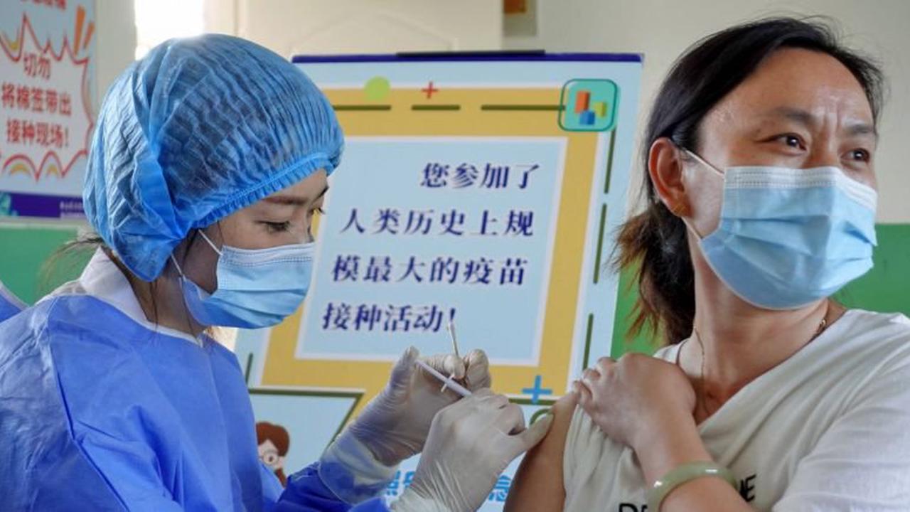 Vaccination Covid-19: plus d'un milliard de doses administrées en Chine, l'immunité collective en ligne de mire