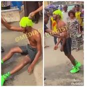 Suspected Yahoo Boy Allegedly Runs Mad After Refusing To Use His Mother For Rituals