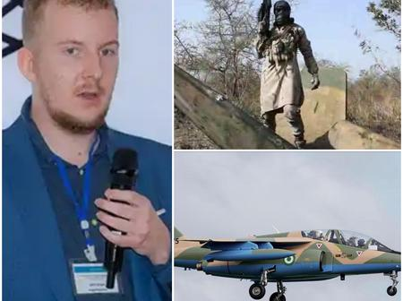 Boko Haram's Video Is Confirmed Fake, See The White Man Who Confirmed It & Why He Said So.