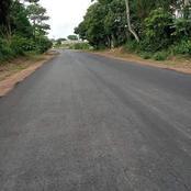 Infrastructures routières : les travaux de bitumage de l'axe Dabou - Sikensi avancent à grand pas