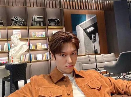 The Most Handsome Man, See Real Reason Why Many Girls crush on Lee Min Ho (See Photos)