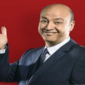 """""""هوانم مصر"""".. تعليق ناري من عمرو أديب على أزمة """"تورتة نادي الجزيرة"""""""
