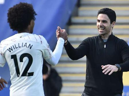 Better late than never: Willian finally shows Arsenal what they've been waiting for