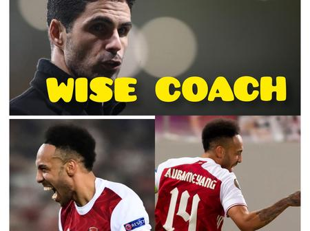 Check what Arteta revealed about Aubameyang's superb form of late, and what they had been doing to get him scoring