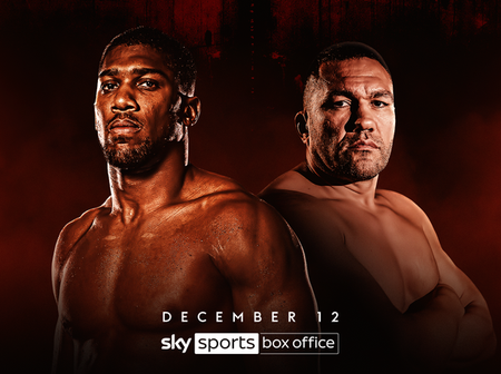 Can Anthony Joshua defeat the Cobra, Kubrat Pulev on the 12th of December?