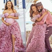Nigerian Singer, Banky W Reveals Reason Behind His Son's Name
