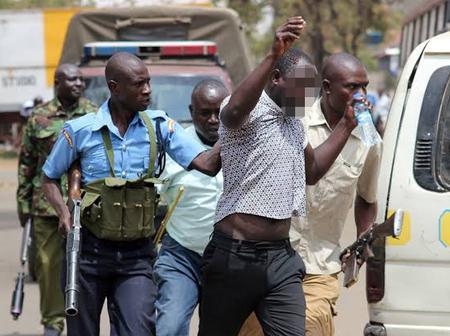 DCI Squad Arrest Nairobi Millionaire Real Estate Boss Over 20 Million Controversial Land Scheme