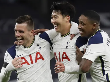 Super Sub! Lo Celso And Son Shine As Tottenhem Win Over Manchester City To Top The Table