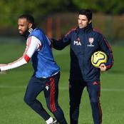 REPORT: Arsenal Sanctions The Sale Of Star Striker Due To 'Strained' Relationship With Mikel Arteta