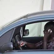 Sécurité routière : qu'en est-il de la punition de ceux qui téléphonent au volant ?