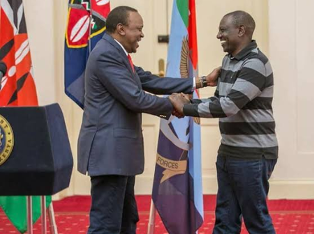 Uhuru and Ruto Meet With Coastal Leaders Today On Separate Venues
