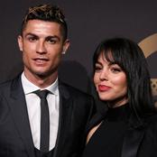 Photos Of Cristiano Ronaldo's Girlfriend Georgina That Shows She's A Big Fan Of The Juventus Ace.